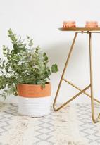 Sixth Floor - Cora basket small