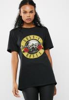 Missguided - Guns n Roses slogan tee