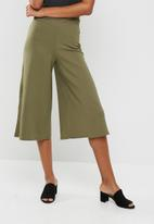 Missguided - Crepe culottes