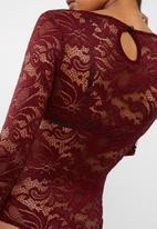 Missguided - Lace bodysuit