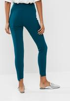 Missguided - Step hem skinny trousers