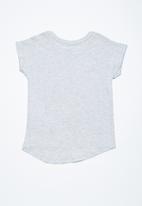 Cotton On - Penelope short sleeve tee - grey
