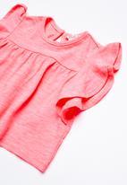 Cotton On - Kids becky flutter top