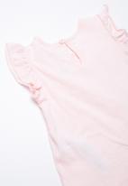 Cotton On - Baby kourtney flutter top