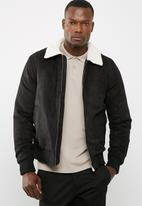 Only & Sons - Preston sherpa bomber