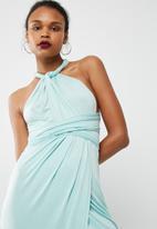 dailyfriday - Slinky infinity strap dress