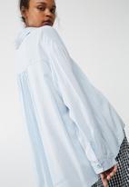 dailyfriday - Longer length swing shirt