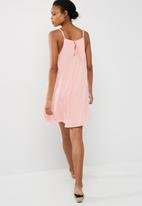 Cotton On - Sophie high neck slip dress
