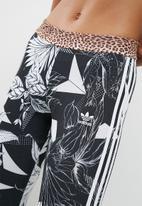 adidas Originals - Printed 3 stripe tight