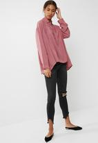 dailyfriday - Soft gathered shirt