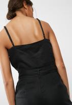 dailyfriday - Linen blend jumpsuit