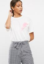 ONLY - Furry tee