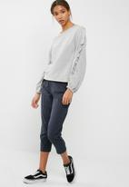 ONLY - Misty ruffle sweat