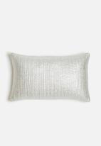Sixth Floor - Ara cushion cover - silver