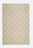 Sixth Floor - Waffle rug