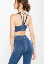 Cotton On - Strappy seamfree crop