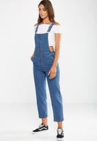 Cotton On - Cropped dungaree