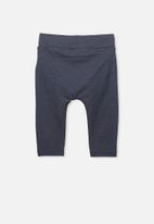 Cotton On - Baby mini legging - navy