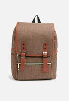 basicthread - Damien laptop backpack