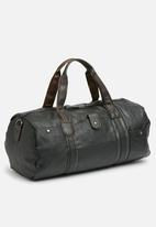 basicthread - Dave duffel faux leather bag