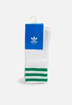 adidas Originals - Unisex solid crew socks