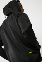G-Star RAW - Strett slim hooded zip thru