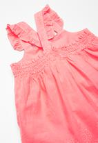 Cotton On - Kids claire broderie dress