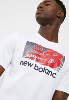New Balance  - Danny tee