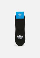 adidas Originals - No show 3 pack