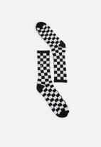 Vans - Checkerboard crew socks