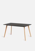 Sixth Floor - Rectangular san dining table