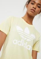 adidas Originals - Classic logo tee