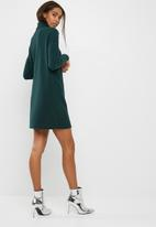 Noisy May - City dress - green
