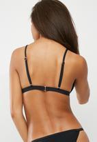 Cotton On - Fixed triangle bikini top