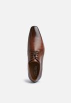 Gino Paoli - Shadli formal shoe - black - tan