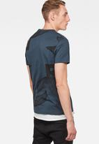 G-Star RAW - Bonded compact jersey