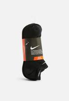 Nike - No show 3 pack