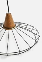 Sixth Floor - Wire pendant