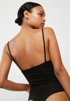 Missguided - 2-pack square neck bodysuit