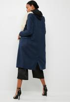 Missguided - Long military coat