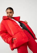 Missguided - Ultimate oversized puffer jacket