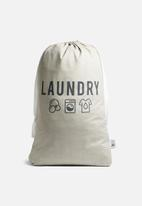 Sixth Floor - Draw string laundry bag
