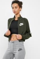 Nike - N98 cropped jacket