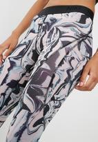 Nike - Hypercool marble tights