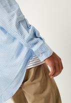 basicthread - Regular fit pattern shirt