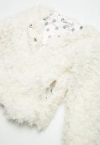MINOTI - Faux fur jacket