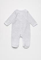Babaluno - Striped sleepsuit