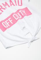 MINOTI - Tie front top