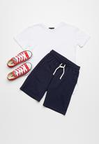 basicthread - Kids jogger shorts