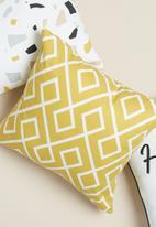 Sixth Floor - Gem cushion cover